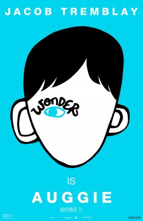 Wonder Movie Character Poster