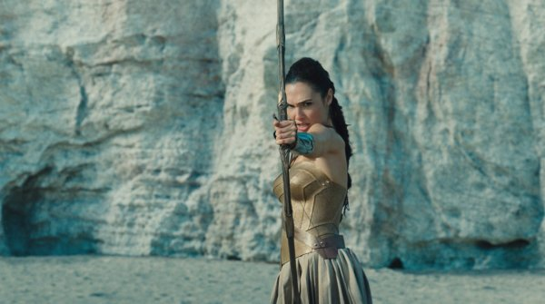 Wonder Woman - Gal Gadot - 2017