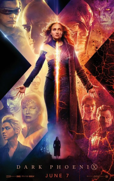 X Men Dark Phoenix New Poster