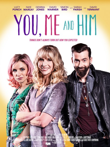 You Me And Him Film Poster