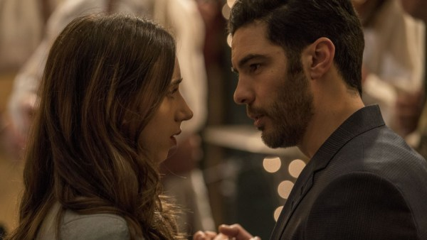 Zoe Kazan and Tahar Rahim - The Kindness Of Strangers
