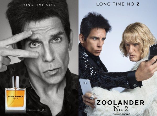 Zoolander 2 Movie - Zoolander Fragrance