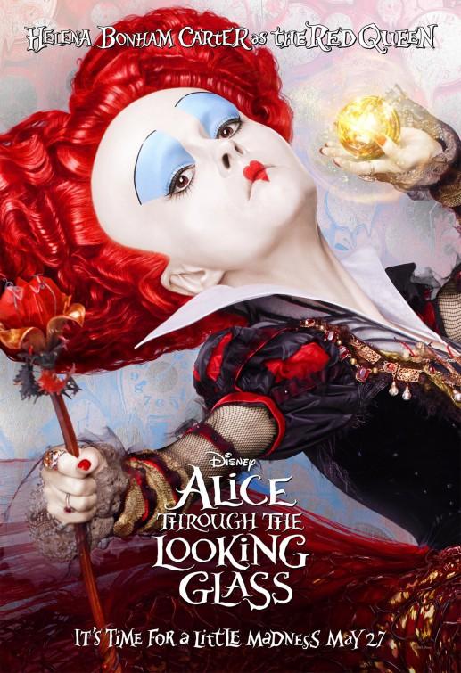 Alice de l autre c t du miroir film affiche des for De l autre cote du miroir