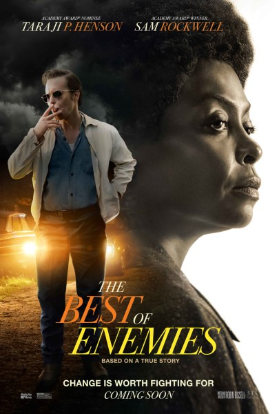 Best Of Enemies New Poster