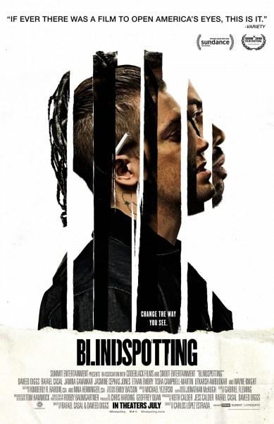 Blindspotting New Film Poster