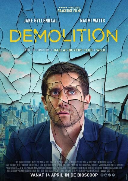 Demolition Dutch poster