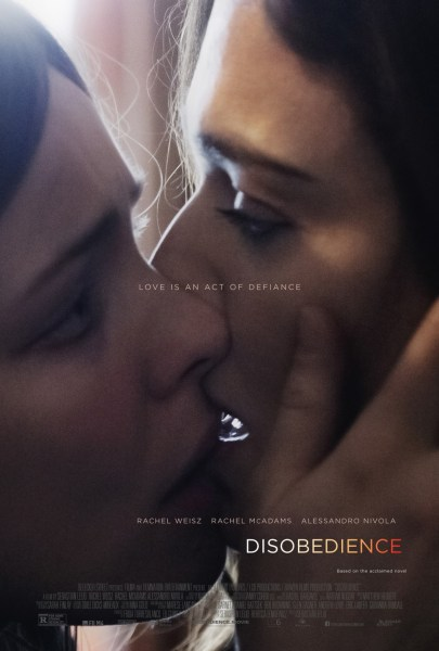 Disobedience Movie Poster