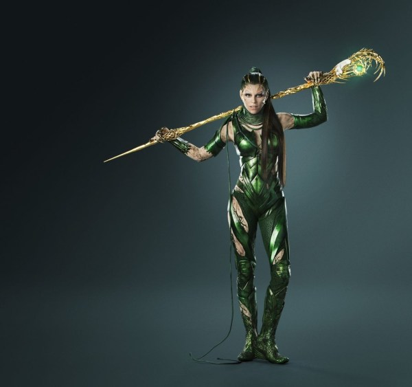Power Rangers - Rita Repulsa