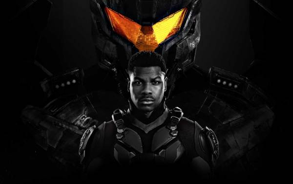 Jaeger and Boyega - Pacific Rim Uprising