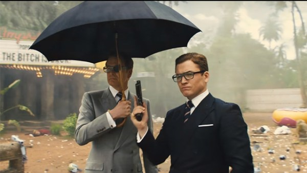 Kingsman The Golden Circle - September 2017