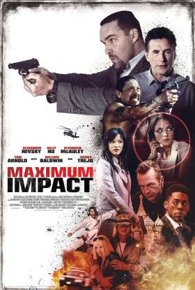 Maximum Impact Movie Poster