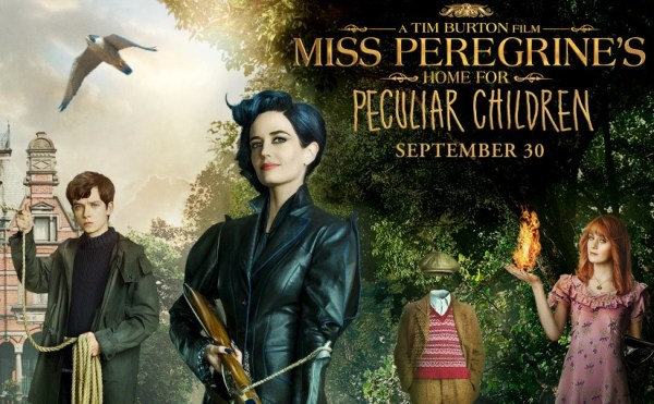 Peculiar Children movie song - Miss Peregrine movie music