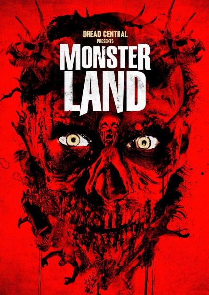 monsterland movie poster