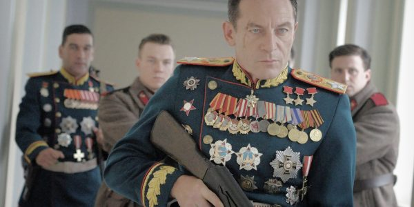 The Death Of Stalin Movie - Jason Isaacs
