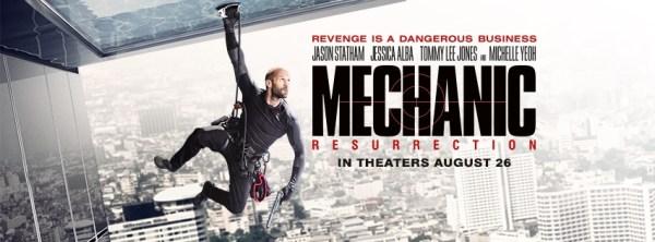 the mechanic resurrection - statham