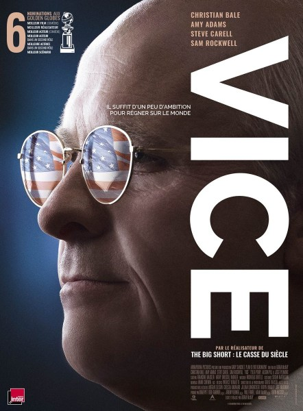 Vice New Film Poster 2018