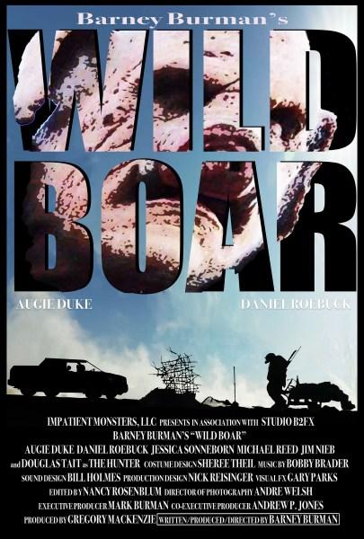 Wild Boar Movie Poster
