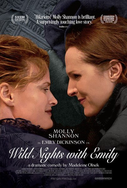 Wild Nights With Emily Movie Poster