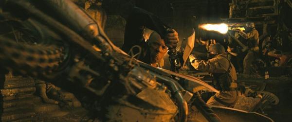 xXx 3 movie - Vin Diesel