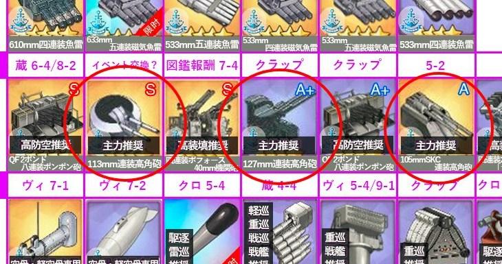 【アズールレーン】対空砲で主力推奨ってのは何の理由があるの?
