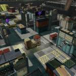 ハコフグ倉庫のステージ スプラトゥーン