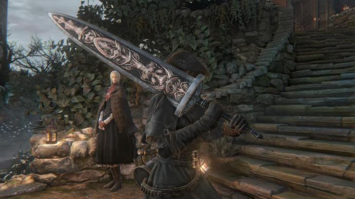 ルドウイークの聖剣 武器 ブラッドボーン Bloodborne