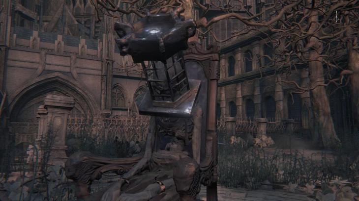 【ブラッドボーン】聖堂街上層の鍵の取り方がわかりません【Bloodborne】