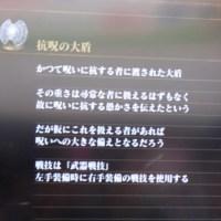 抗呪の大盾  ダークソウル3