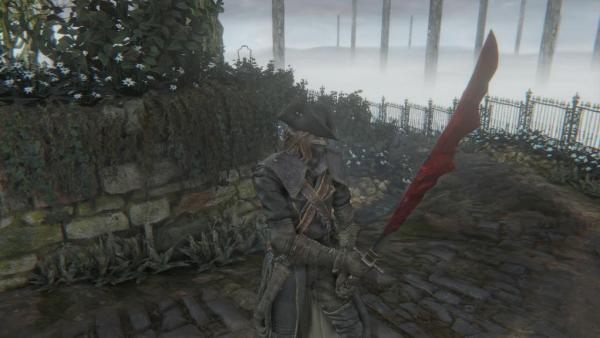 千景 武器 ブラッドボーン Bloodborne