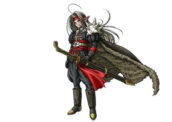 【DQH】なんか世界樹で宝を探してたら闇の剣士?とかいうのが出てきた【ドラゴンクエストヒーローズ】