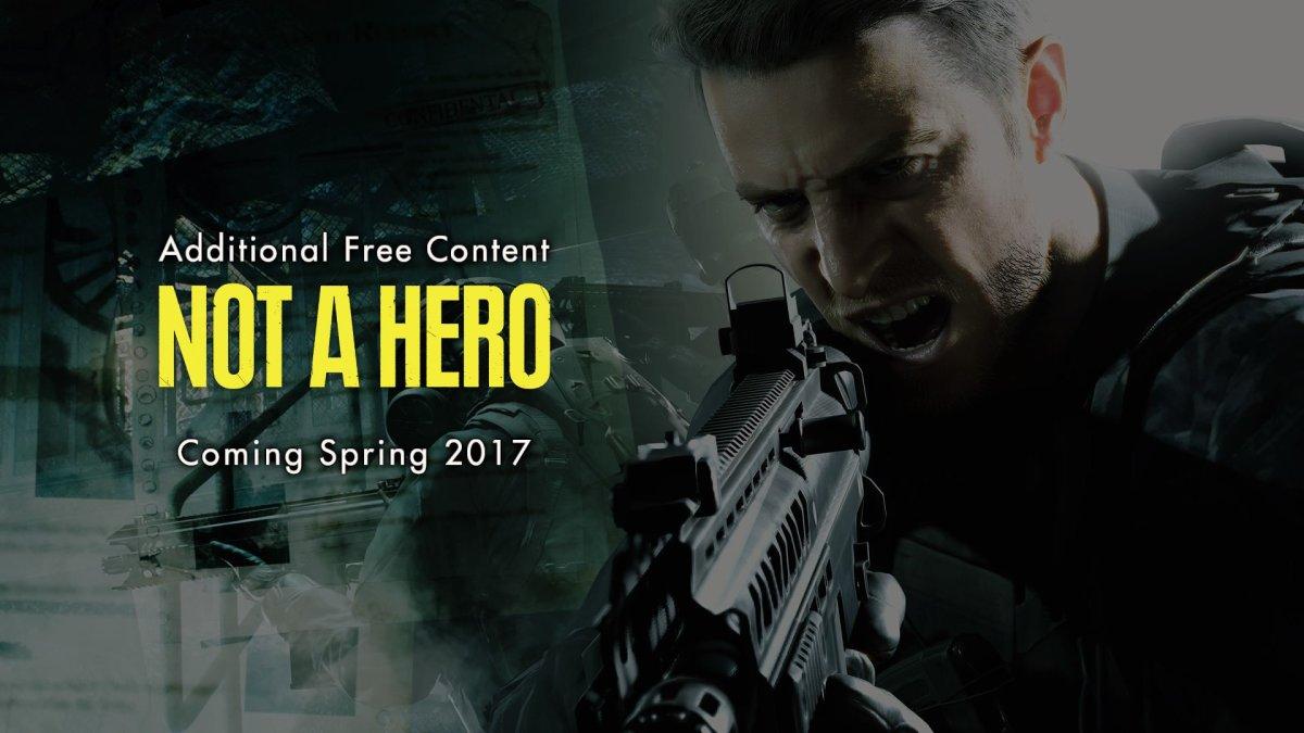 【バイオハザード7】もしかして無料アプデの「NOT A HERO」は・・・