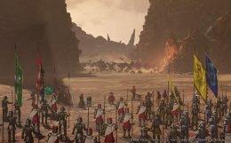 大渓谷 ドラゴンクエストヒーローズ2