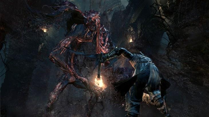 血に渇いた獣 ボス ブラッドボーン Bloodborne