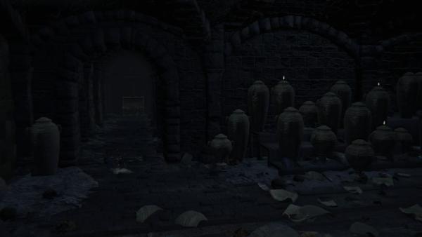聖堂街 開かない扉 Bloodborne ブラッドボーン