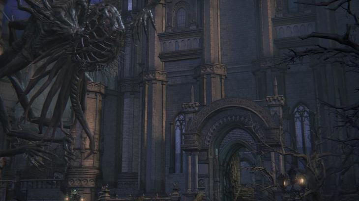 【ブラッドボーン】アメンドーズって最初からオドン教会に張り付いてた?【Bloodborne】