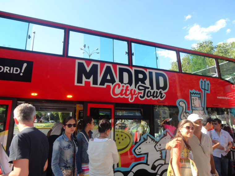 Madrid, Tourist-style