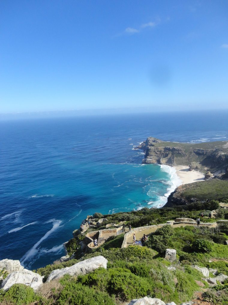 """""""…you don't need a holiday, you need Cape Town."""""""