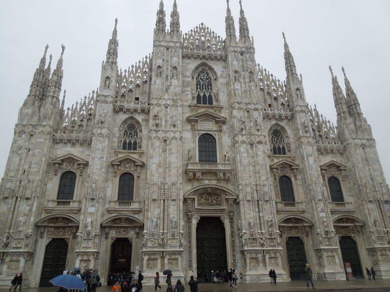 Ciao Milan!