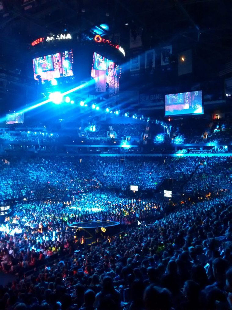 We Day!