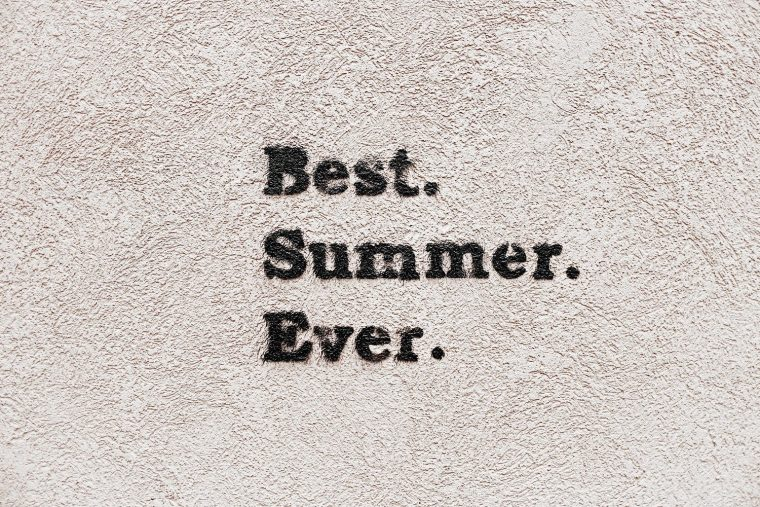 A Little Life Update: New Job & Summer Plans