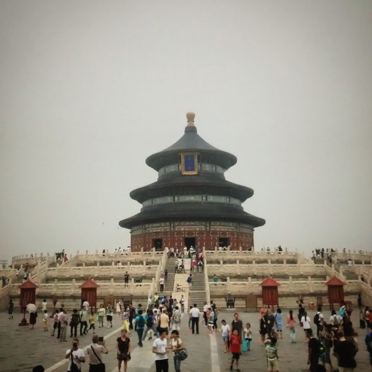 My Week in China, One Year Later