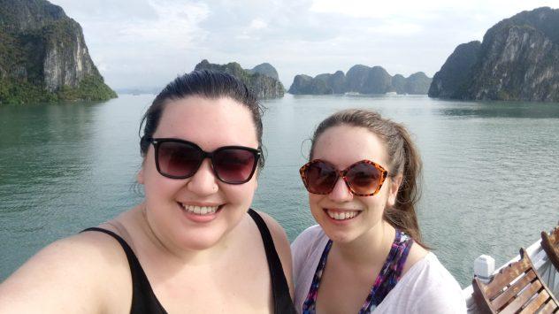 We love Halong Bay!
