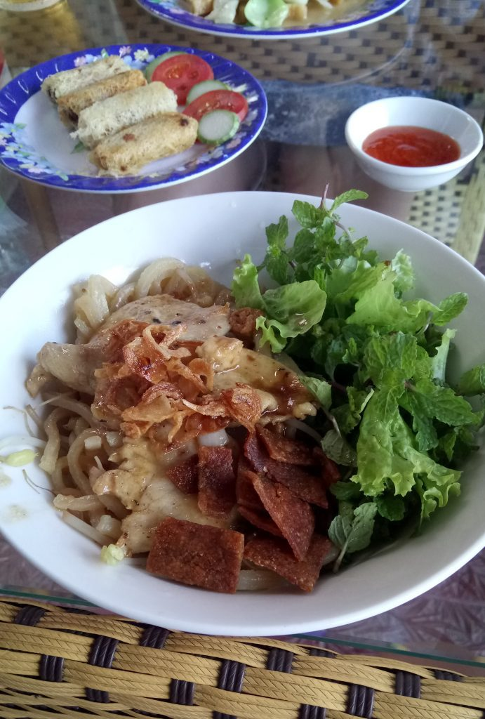 almost budget traveler vietnamese food