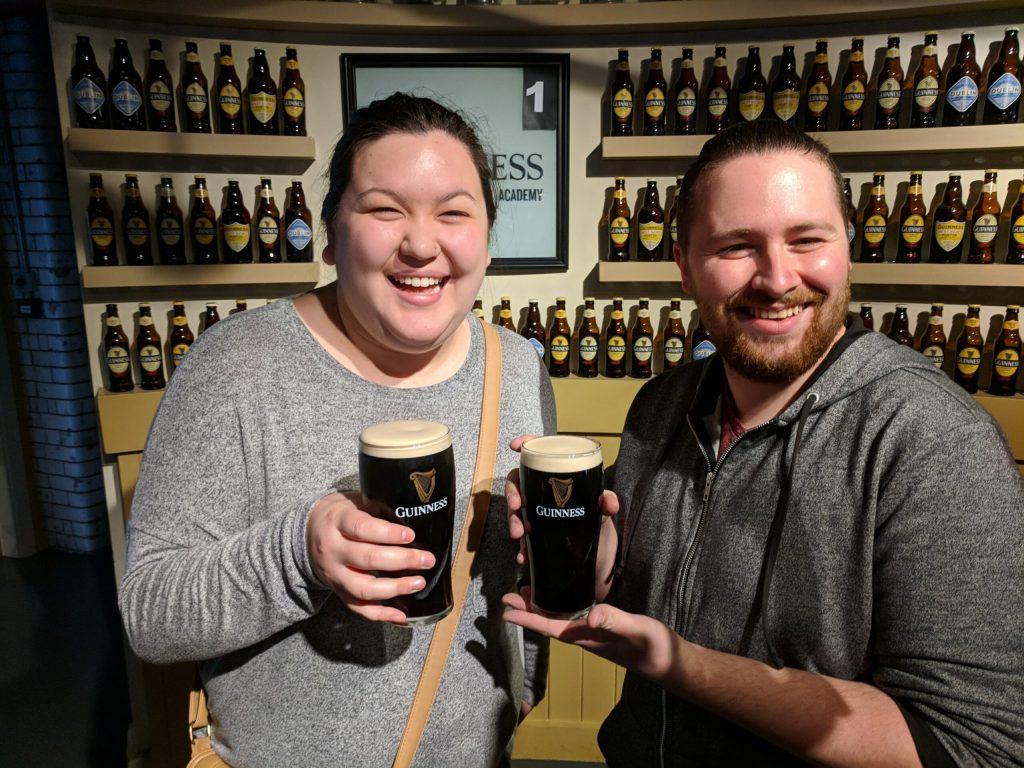 24 hours in Dublin - Guinness1