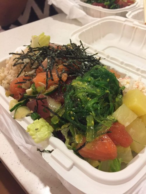 top 10 must eats in honolulu - poke