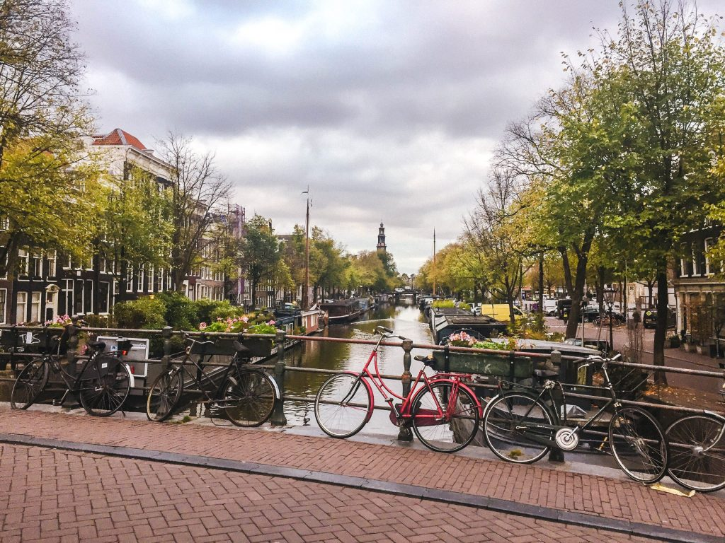 Four years later, I finally got to return to Amsterdam and fall in love all over again! #travel #amsterdam