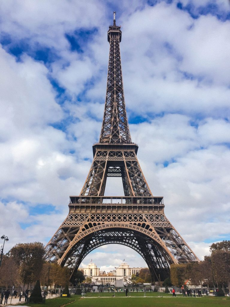 Eiffel Tower - 2 Days in Paris itinerary