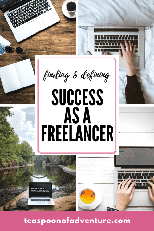Is success just about the money we bring home? Or is success as a freelancer about so much more? #freelance #writing
