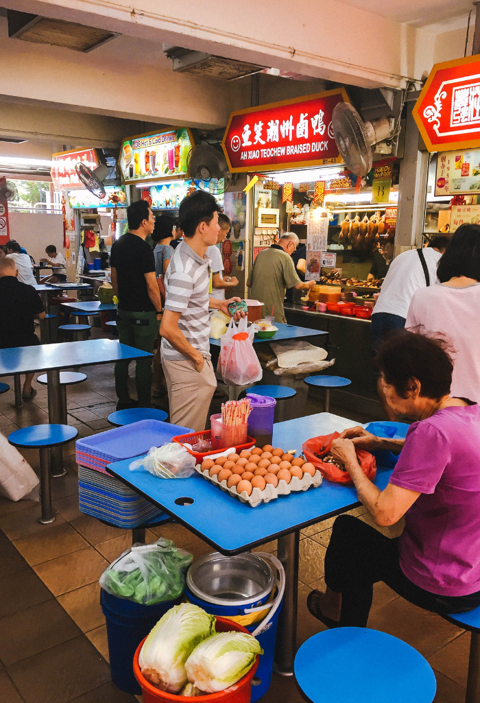 Tips for Your First Visit to Singapore Hawker Stalls
