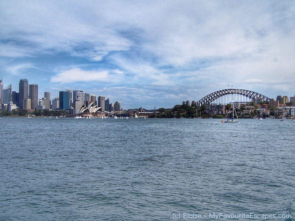 Australia - first solo trip